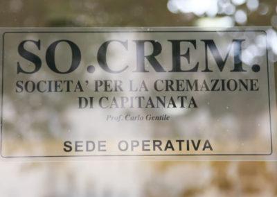 Servizio cremazione Foggia