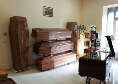 Esposizione funebre Foggia